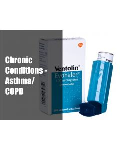 Chronic Conditions - Asthma/COPD