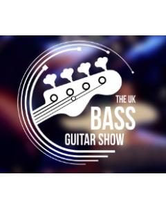 The UK Bass Guitar Show 2022 - Saturday Ticket - 2nd April 2022