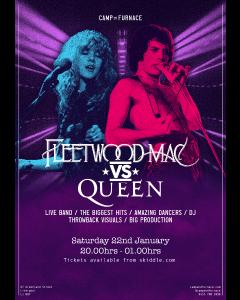 Fleetwood Mac vs Queen