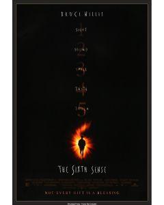 The Sixth Sense - 2nd Nov - 5.30pm
