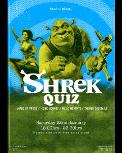 Shrek Quiz