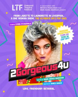 2Gorgeous4U (Wed 1st Sept - 5pm & 8pm)