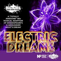 Electric Dreams (Sun 5th September - 4pm)