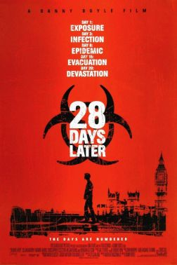 28 Days Later - 4th Nov - 5.30pm