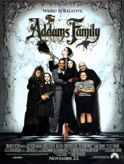 The Addams Family - 1st Nov - 5.30pm