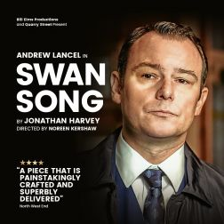 Swan Song (Weds 8th Sept - 7.30pm)